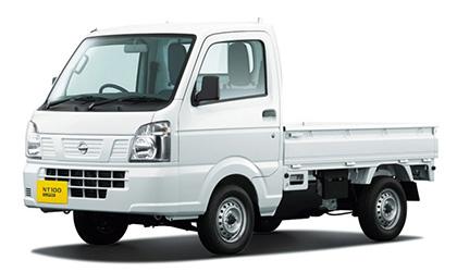 日産 NT100 クリッパー DX 4WD